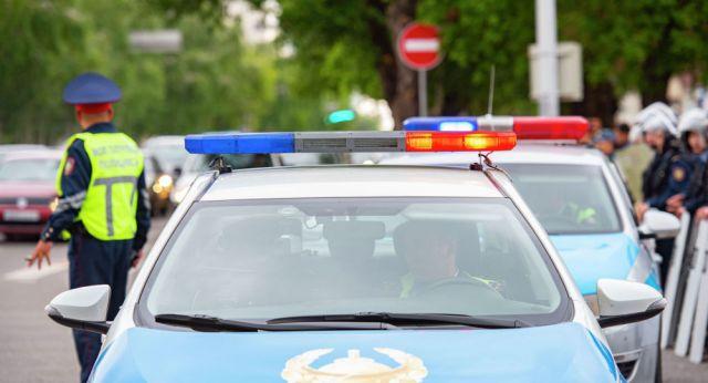 В Алматинской области полицейские выявили более 18 тыс. правонарушений