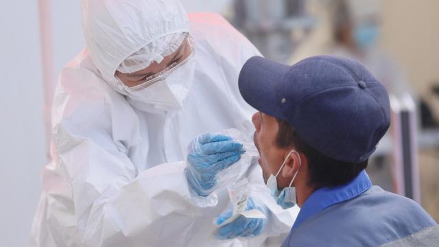 Менее 30 случаев заболевания COVID-19 зарегистрировано в Алматинской области